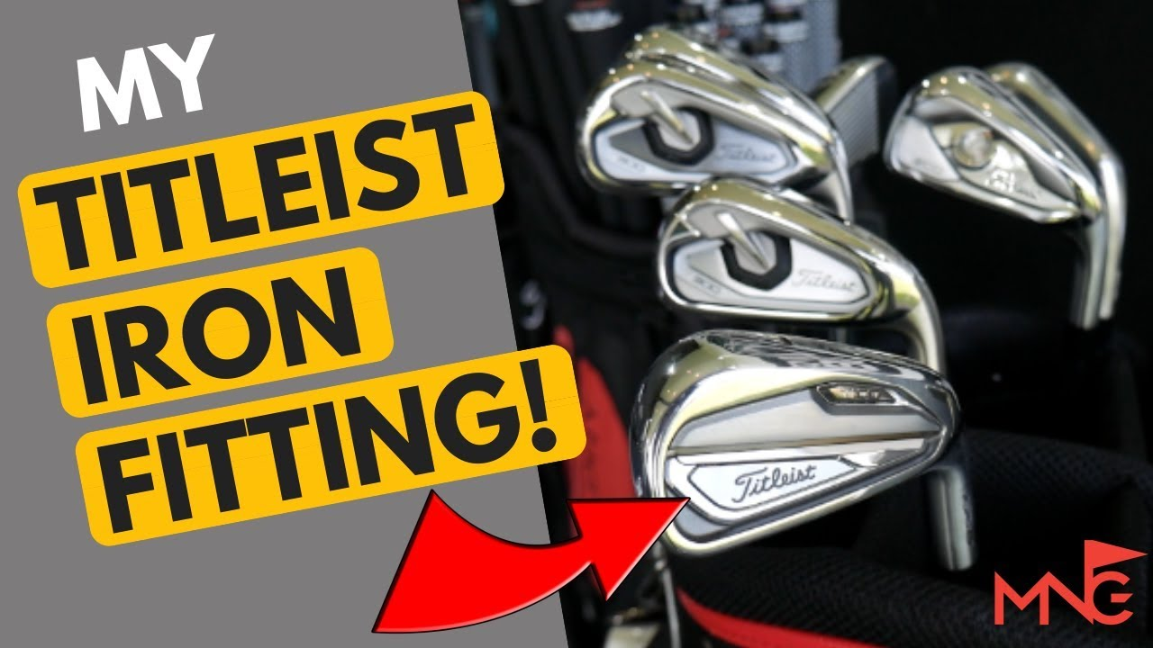 My Titleist Iron Fitting! Will It Be 620 MB 620 CB T100 Or T200 ??