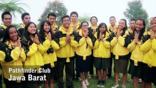 East to East Pathfinder Camporee Bali 2014 Official Video Clip