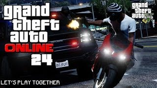 GTA ONLINE TOGETHER #024: Das A-Team remastered [LET'S PLAY GTA V]