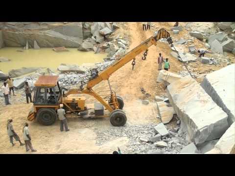 Bangalore Quarry Work August 2012