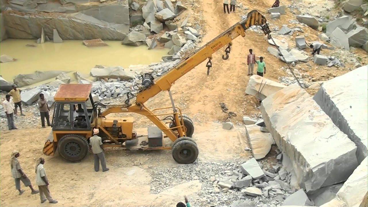 Bangalore Quarry Work August 2012 Youtube