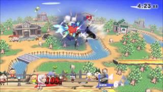[TBH5] SUGOI | Raziek (Robin) vs. TSM ZeRo (Sheik) Game 1 (Raz