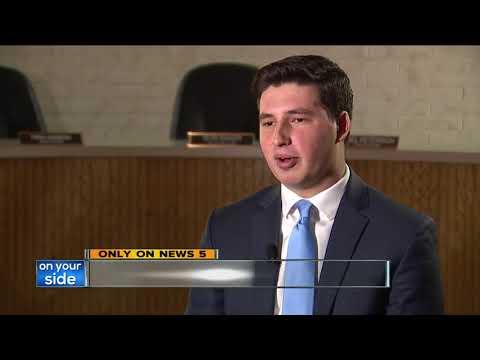 19-year-old Ohio councilman starts new job
