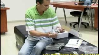 Samoinštalácia digitálneho káblového prijímača CV 5000