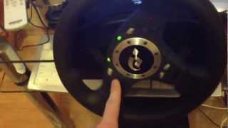 Logitech Drive Force Pro проблема
