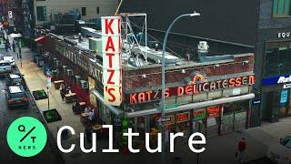 How NYC Icon Katz's Deli is Surviving Despite the Grim Stats