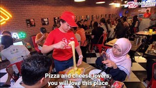 US PIZZA - Halal Pizza With Unique Flavors in Malaysia