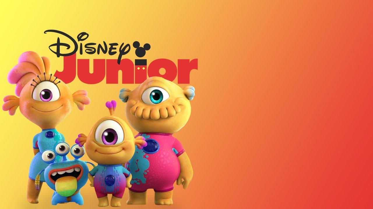 Bem Vindos Ao Disney Junior 2020 Youtube
