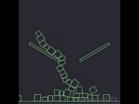 Adventures in Coding #1- Building Towers (sorta) in Codea