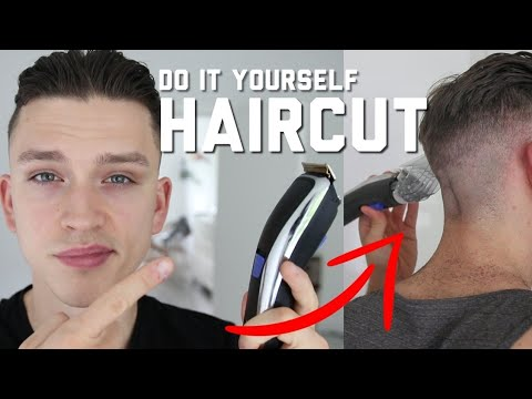 HOW TO CUT YOUR OWN HAIR 2019 - Self Haircut Tutorial Step by Step