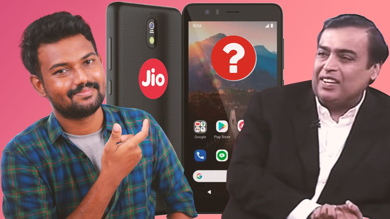 Jio Phone Next என்னாச்சு⁉️