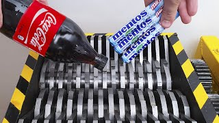 Download lagu Shredding Cola and Mentos!