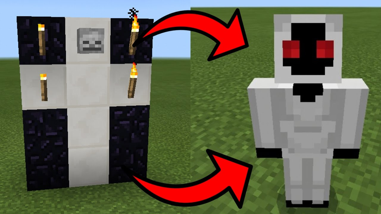 How To Spawn Entity 303 in Minecraft Pocket Edition - YouTube