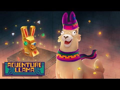 Adventure Llama (Unreleased)