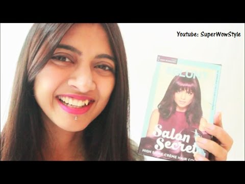 How To Bblunt Salon Secret High Shine Cr 232 Me Hair Colour