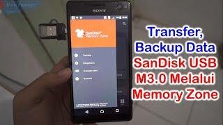 SanDisk USB M3.0 Transfer Data - Backup Data Lewat Aplikasi SanDisk Memory Zone screenshot 3