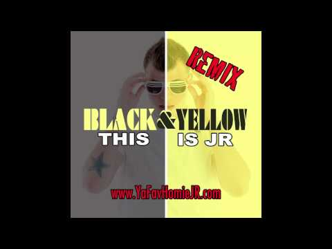 Black & Yellow (This is JR) Remix-Freestyle