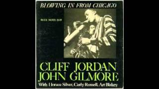 "Cliff JORDAN & John GILMORE ""Let it stand"" (1957)"