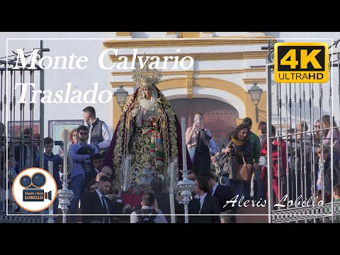 MONTE CALVARIO | Traslado 2019 [4K]