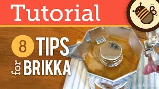 8 Tips for Brikka Moka Pots - How to Get Better Foam (Crema) from your Bialetti Brikka Coffee Maker