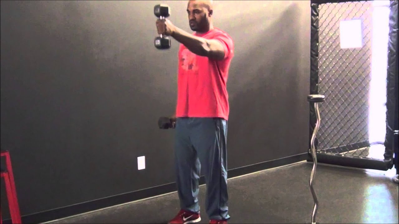 Image result for neutral grip front raise