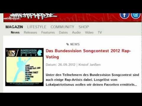 Das Rap-Voting zum Bundesvision Songcontest