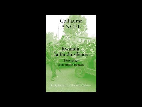 """""""Rwanda : la fin du silence"""", """"Ce qui s'est passé en 1994"""" Guillaume Ancel raconte"""
