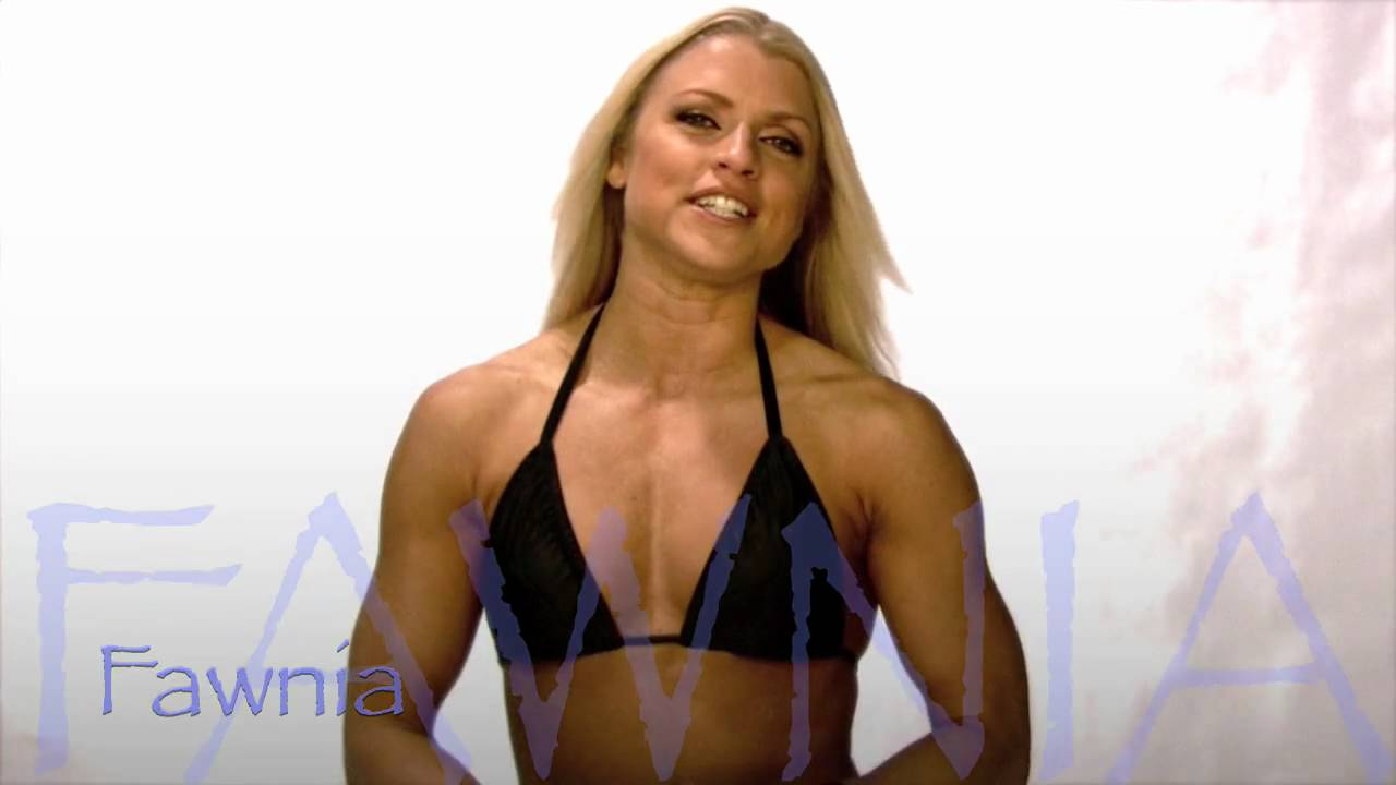 Fawnia Mondey Nude Photos 2
