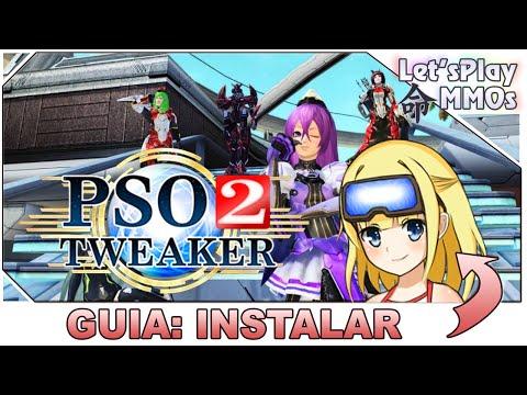 Guia: Instalar o Phantasy Star Online 2 NA pelo Tweaker