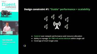 Bandwidth, latency, and radio performance - Crash course on web performance (Fluent 2013)