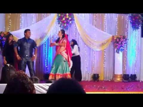 Chal Pyar karegi Sangeet performance by Vishal Mishra & Sneha V Mishra