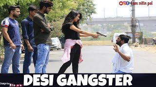 Desi gangster |Desi love story |Unexpected Twist | waqt sabka badalta hai | Desi on top - iamnitnpal