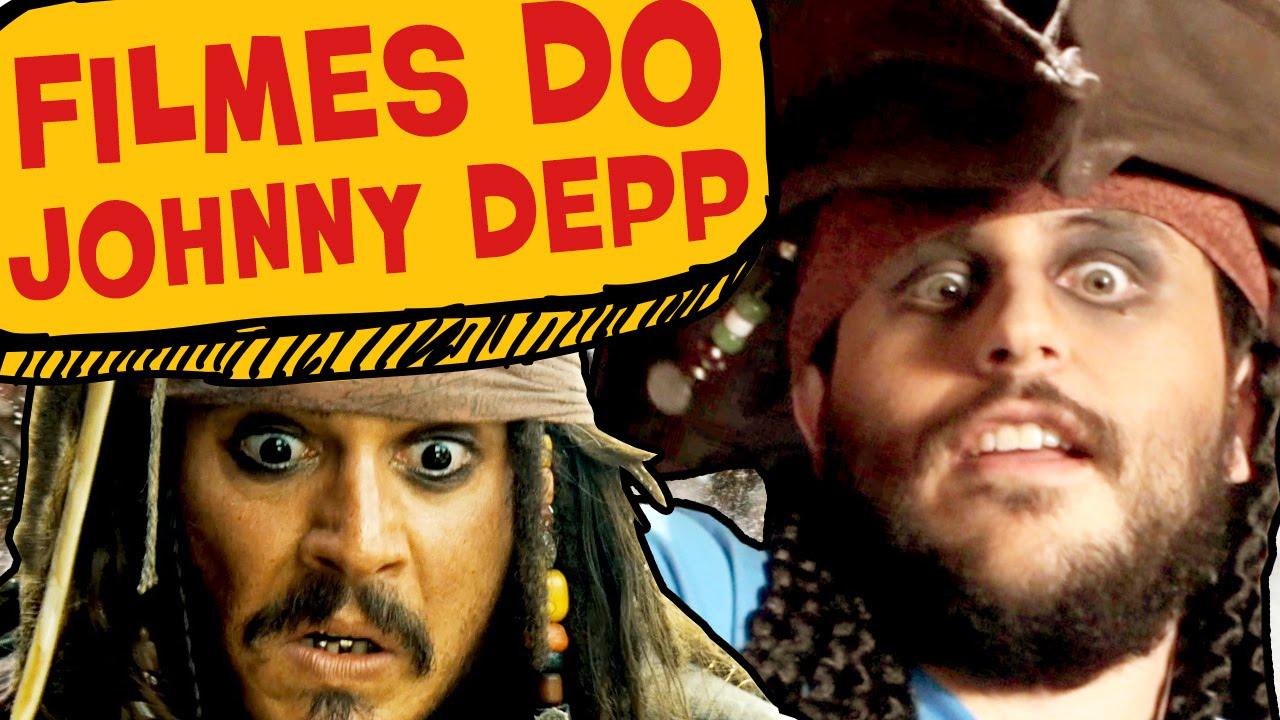 Filme Johnny Depp