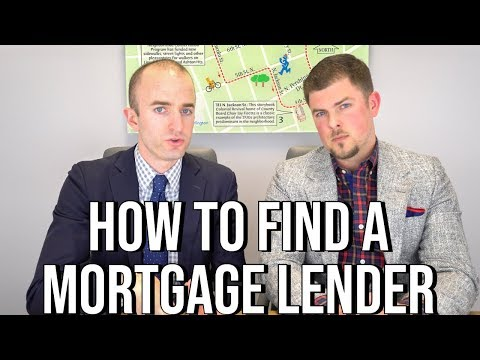 How to Choose a Mortgage Lender   Tips When Trying to Find the Best Home Loan