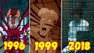 Эволюция Клетуса Кэссиди (1996-2018)