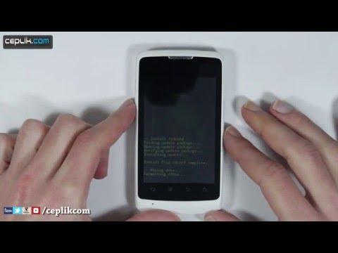 Turkcell T21 MaxiPlus 5 Yazılım(ROM) Yükleme Ve Güncelleme İşlemi