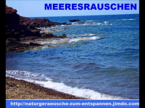 Meeresrauschen Naturgeräusch Meer zur Entspannung downloaden - Wellness Meditation