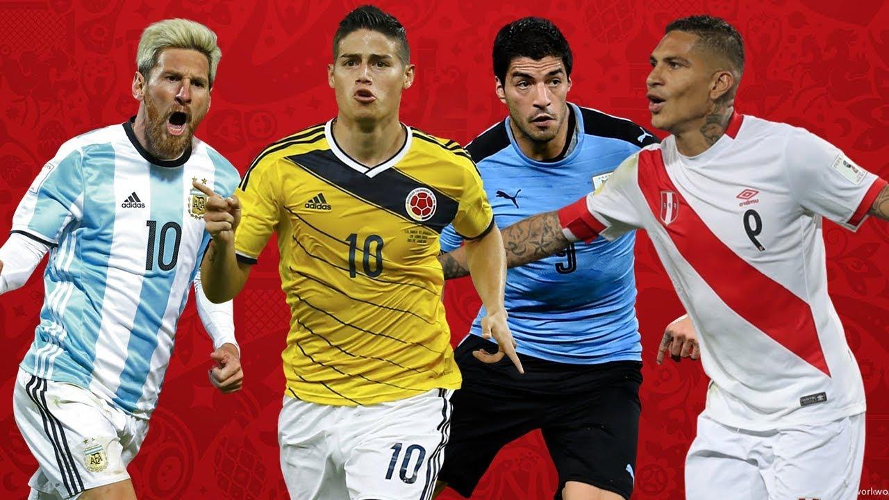 Las 32 Frases de las Selecciones de Fútbol para el Mundial Rusia 2018