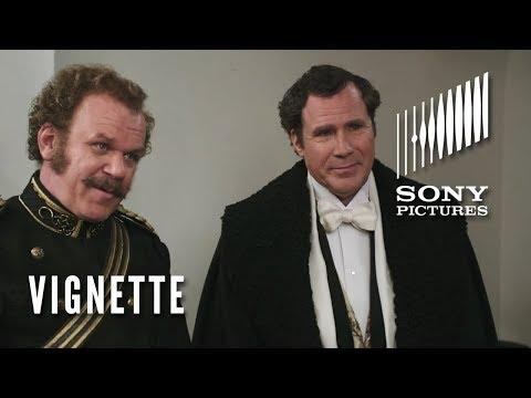 HOLMES & WATSON Vignette - Spelled Doctor?