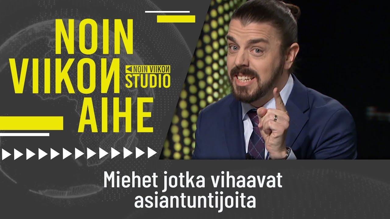 Download Miehet jotka vihaavat asiantuntijoita | Noin viikon studio