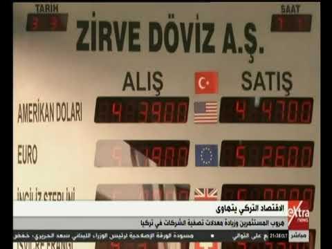الآن | الاقتصاد التركي يتهاوى.. هروب المستثمرين وزيادة معدلات تصفية الشركات في تركيا
