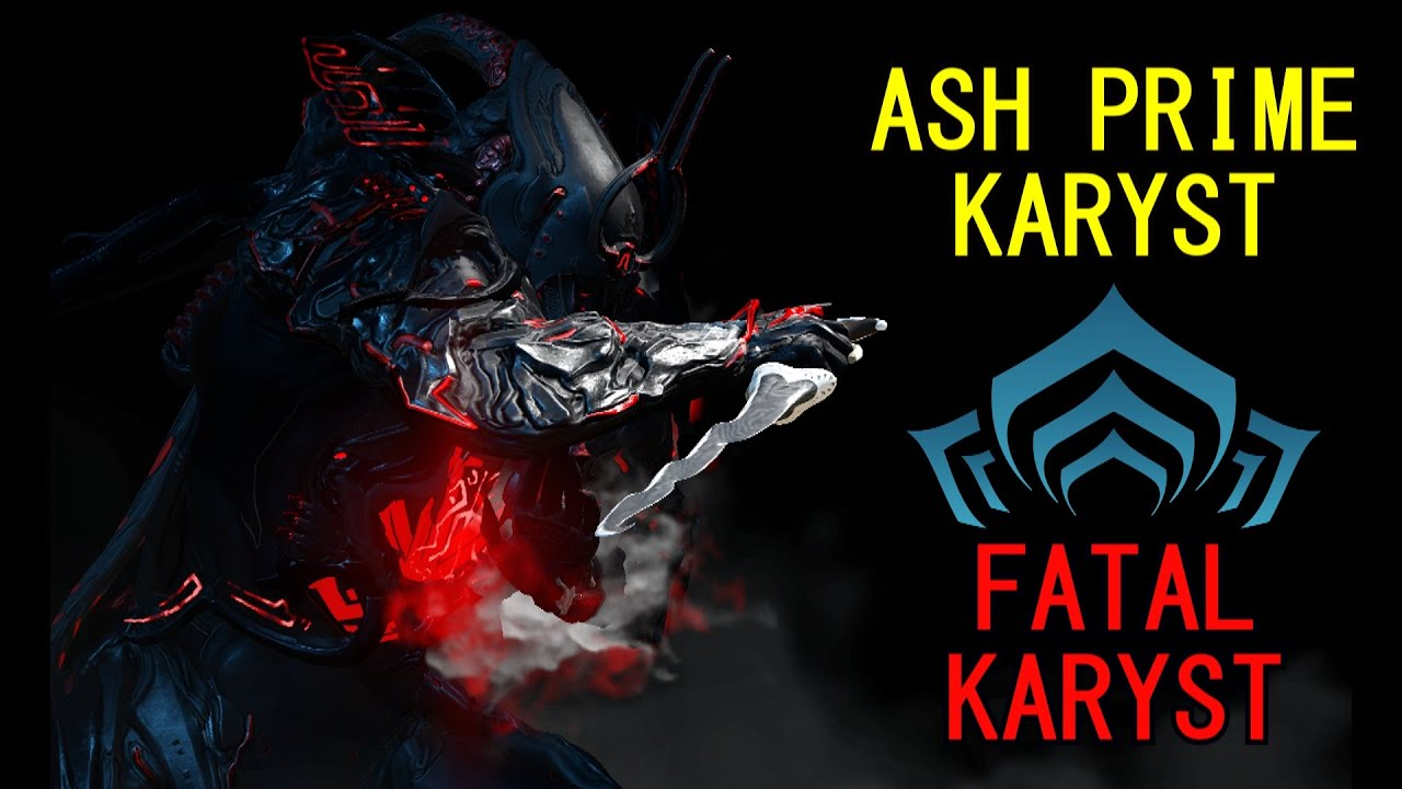 warframe how to build ash