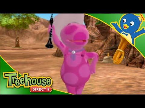 The Backyardigans: Polka Palace Party - Ep.14