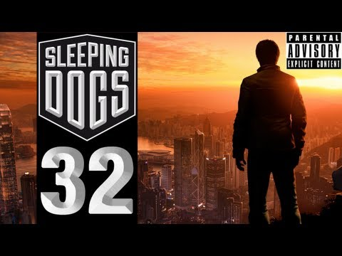 Beef Plays Sleeping Dogs - EP32 - Take On Me
