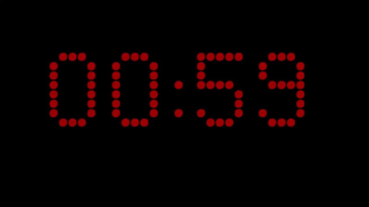 countdown clock - bombe timer sound