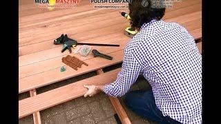 Budowa drewnianego tarasu krok po kroku
