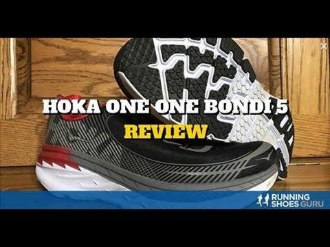 hoka-one-one-bondi-5-running-shoes-video-review