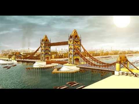 Corporation of London -- Tower Bridge