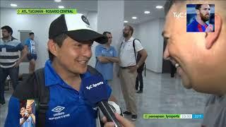 ATLETICO TUCUMAN VS ROSARIO CENTRAL PASO A PASO 11/11/2018
