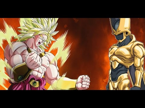 Episode 34 dragon ball sb le l gendaire super saiyajin vs l 39 ultime cyborg youtube - Sayen legendaire ...